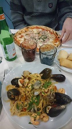 Китайская итальянская кухня