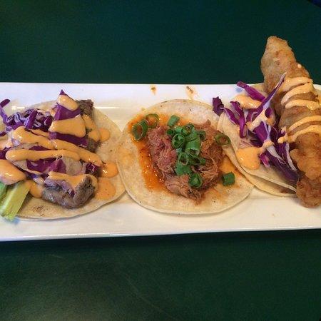 Fortuna, Californie : Tacos