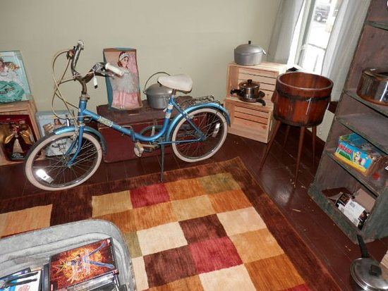 Hummelstown, Pensilvania: Fold up bicycle and more