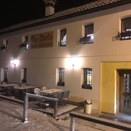 La Valle Agordina, Italy: Un momento magico in un posto incantevole