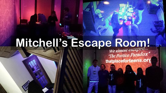 Escape Rooms at that place