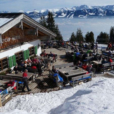 Skigebiet Ofterschwang-Gunzesried