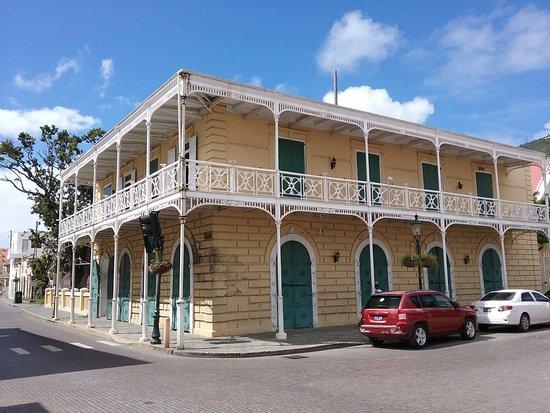 Main Street: Historic Bank of St. Thomas
