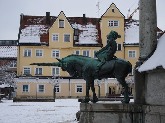 Kempten, Tyskland: Unicorn