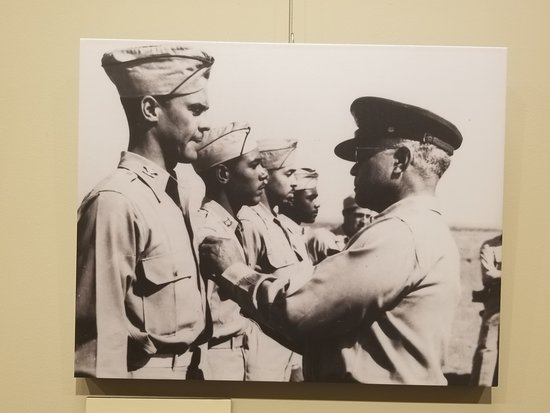 Rosa Parks Library and Museum : A timeline of the Tuskegee airmen. A great precursor to visiting the actual Tuskegee site.