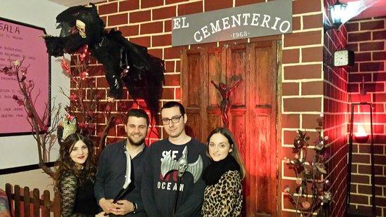 Escape Room El Cementerio Torrent