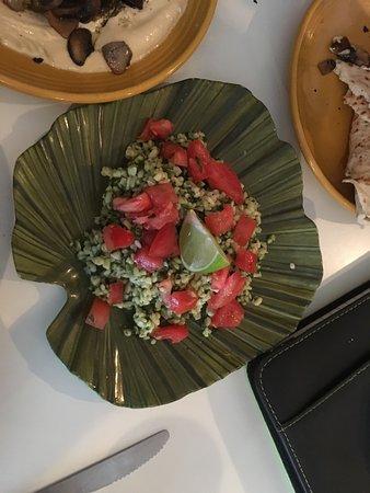 Emanuel's Bakery & Diner: Tabouli salad