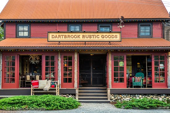 Dartbrook Rustic Goods in Keene, New York