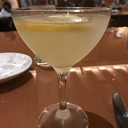 Oxon Hill, MD: Lemon Drop Martini