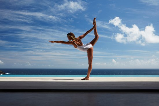Mandarin Oriental, Canouan: The resort offers a wide variety of fitness and watersport activities.