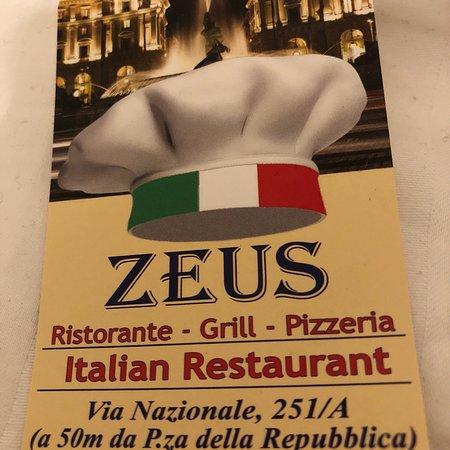Ristorante Zeus: photo0.jpg