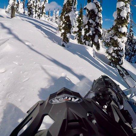 Pemberton, Kanada: Ride Whistler