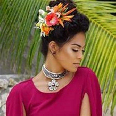 Vava'u Islands, Tonga: Miss tonga wears a Mabe Pearl. You can buy our local pearl at VAVAU PEARL CENTER and WORKSHOP