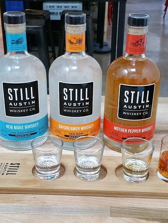 Still Austin Whiskey Co
