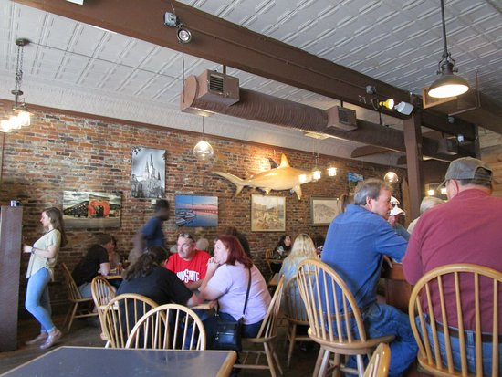 Captain Ratty's : Dining area