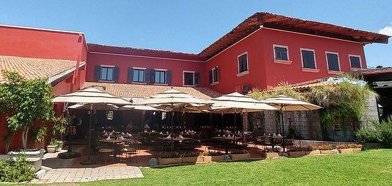 Terraza Jardín Picture Of Emilia Restaurant Queretaro