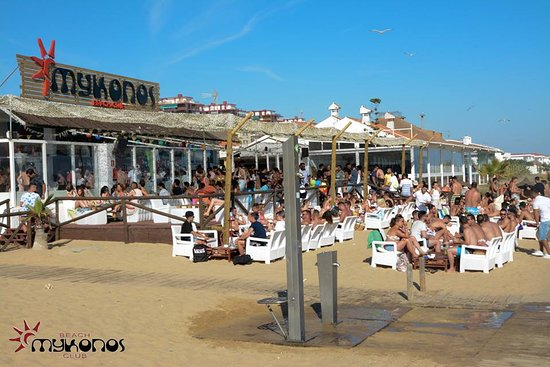 ‪Mykonos Beach Club‬