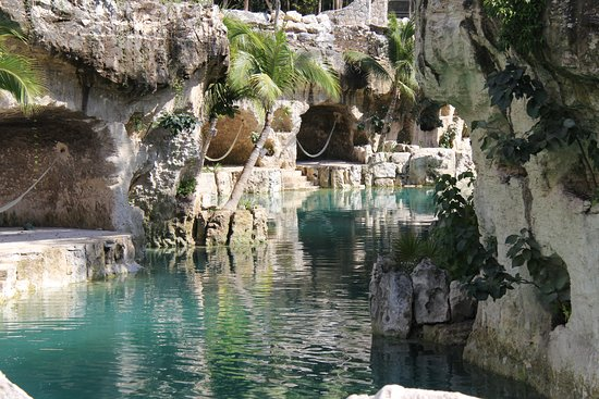 Hotel Xcaret Mexico Hammock Caves And River