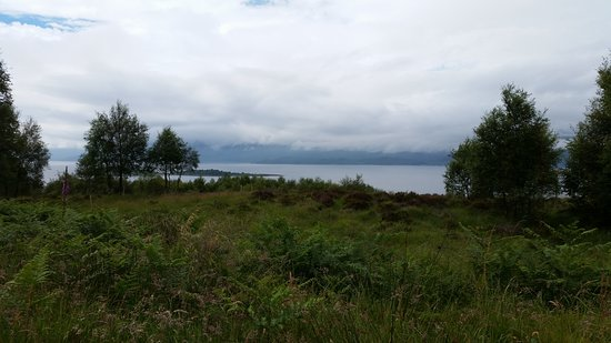 Duror, UK: Highland Titles Nature Reserve.