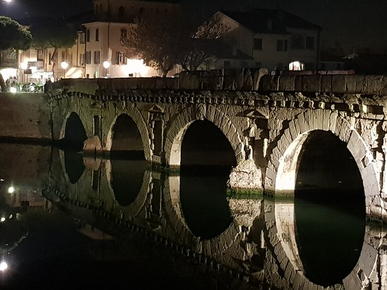 The Tiberius Bridge Photo