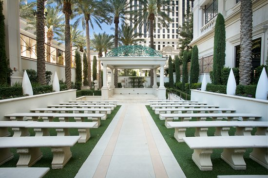 Caesars Palace Juno Garden Picture Of Caesars Palace Wedding