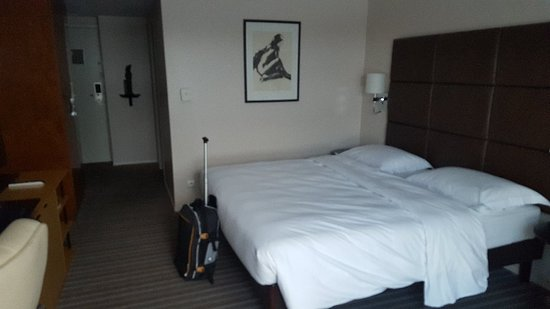 Hyatt Regency Paris Charles de Gaulle: 20180210_172338_large.jpg