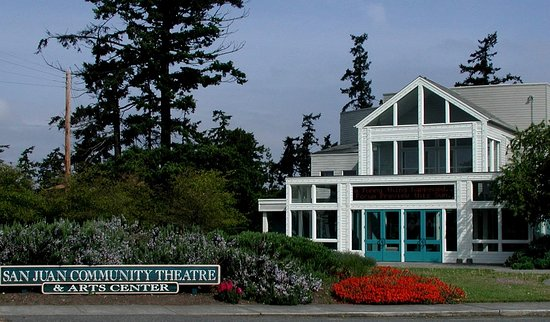 Performing ARTs in the heART of downtown Friday Harbor
