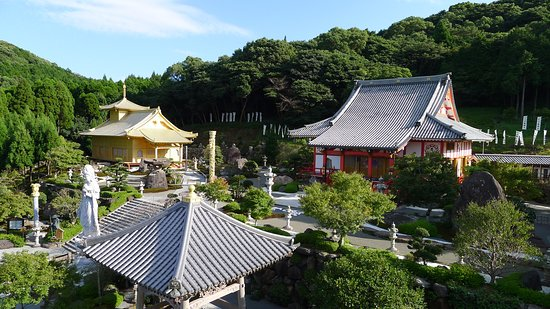 Fudosan Seiryu-ji Temple