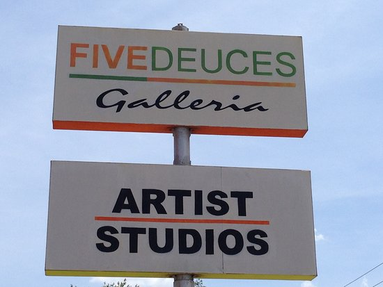 Five Deuces Galleria