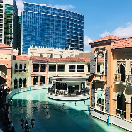 Venice Grand Canal Mall