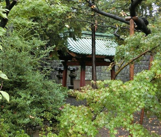Tokugawa Tsunayoshi Mausoleum Suibansha