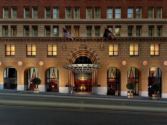Omni San Francisco Hotel: Exterior