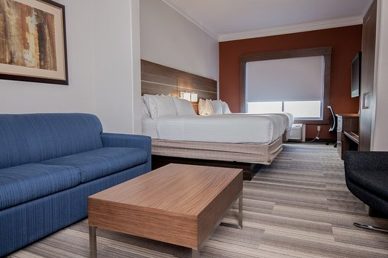 Holiday Inn Express Hotel & Suites Houston-Alvin: Guest room