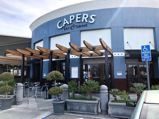 Capers Eat & Drink: Welcome to Capers, Campbell