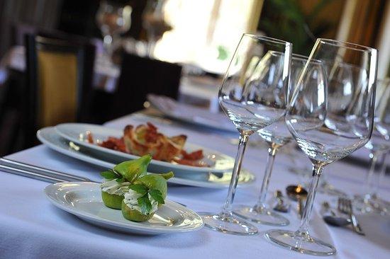 Arganil, البرتغال: Restaurant