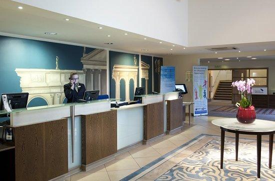 Wroughton, UK: Lobby