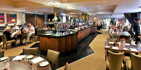 Ettington, UK: Restaurant
