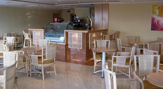 Hotel Calypso: Bar/Lounge