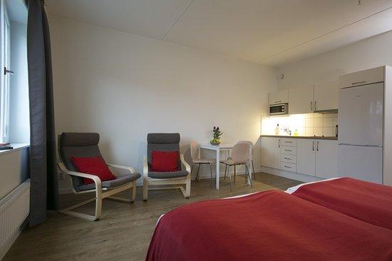 Sollentuna, Sweden: Guest room