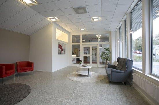 Sollentuna, Sweden: Lobby