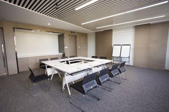 Chifeng, China: Meeting room