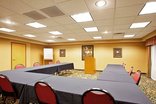 Rochelle, IL: Meeting room