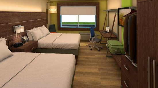 King George, VA: Guest room