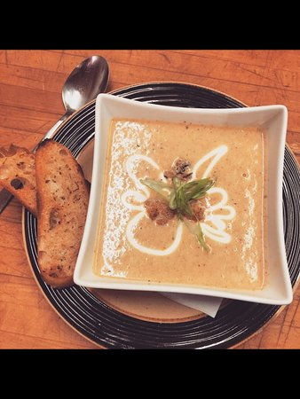 The Modern Peasant: Emma's Coconut Curry Butternut Squash Soup!