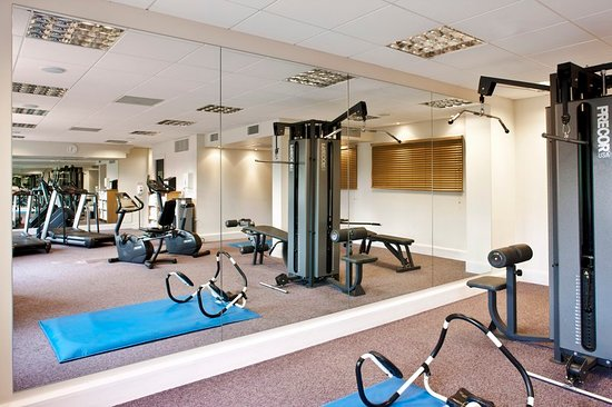 Crowne Plaza Hotel Dublin Airport: Health club