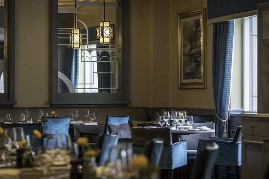 The Westin Dublin: Restaurant