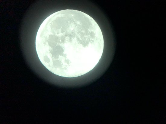 Maui Astronomy Tours: Full moon. Spectactular
