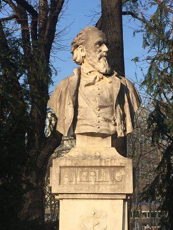 Denkmal Friedrich von Amerling