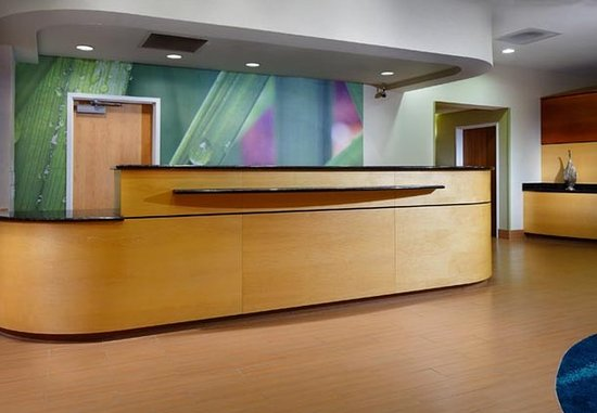 SpringHill Suites Des Moines West: Lobby