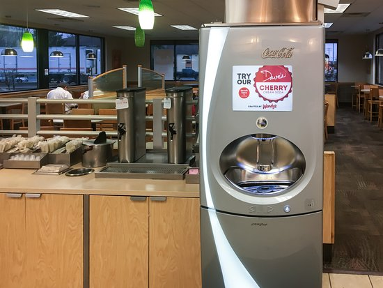 Ashland, OH: One of Two Coca-cola Freestyle Machines